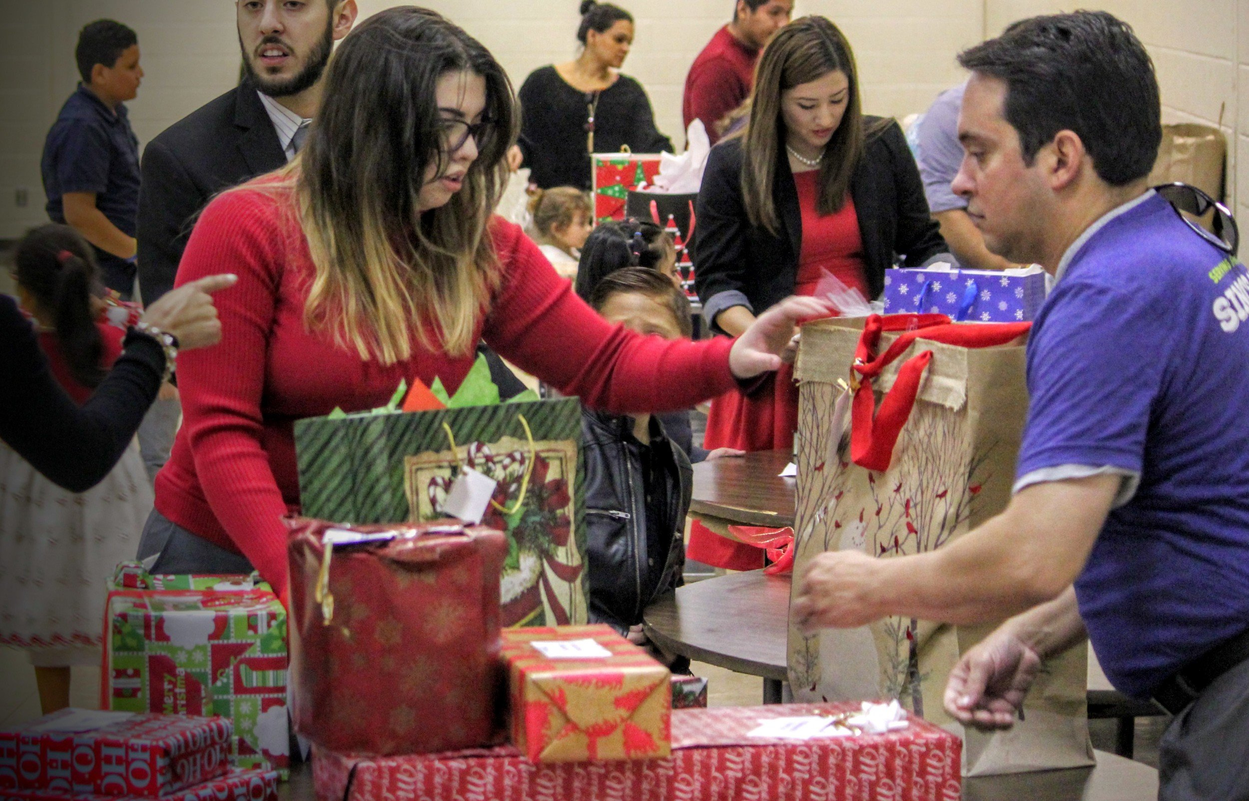SML Giving Tree & CASA de ORACION