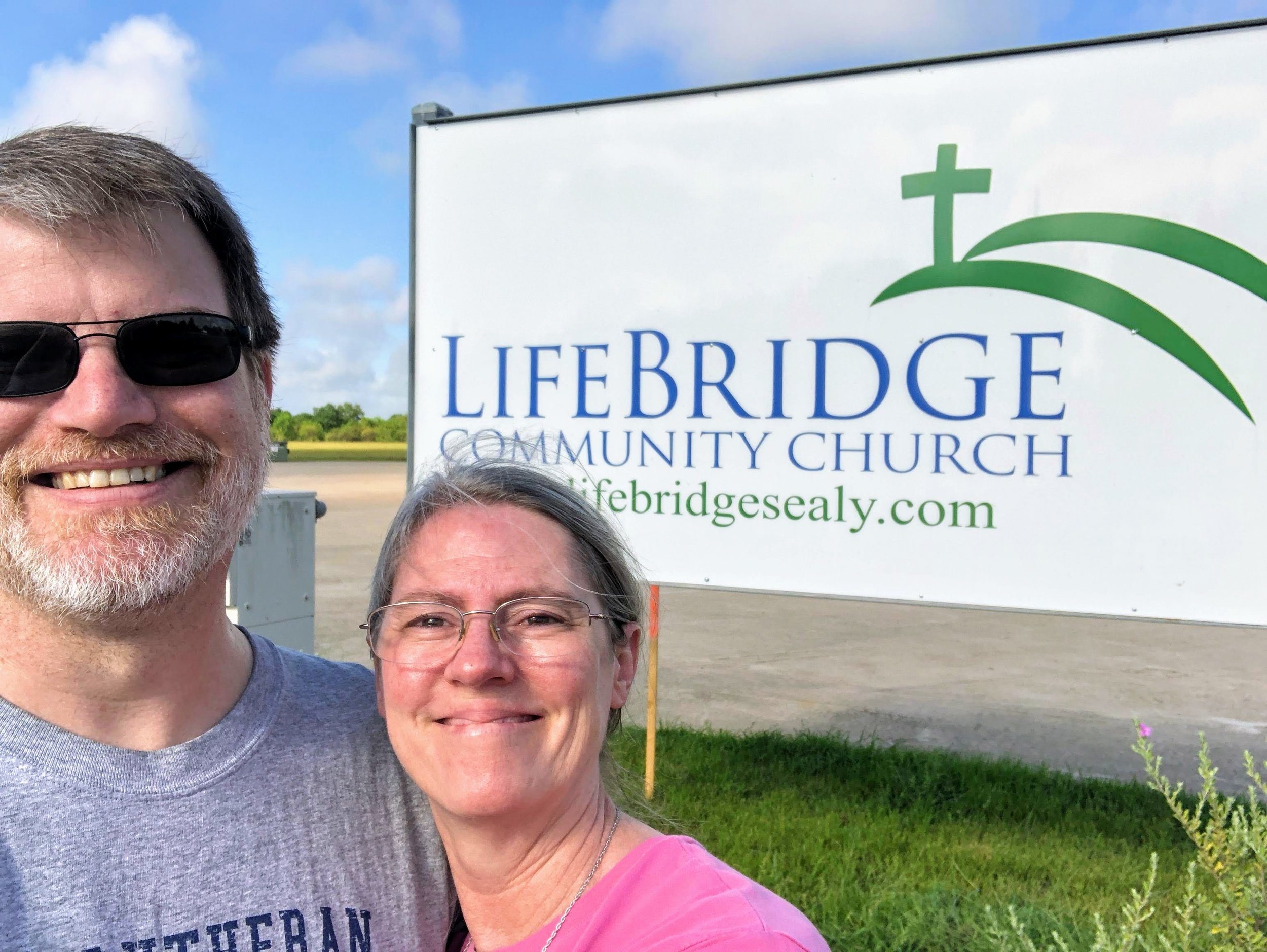 We're Headed to LifeBridge-Sealy!
